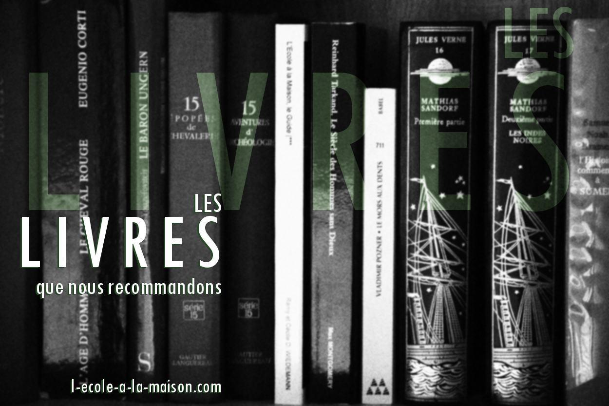 livres et manuels ief l-ecole-a-la-maison.com
