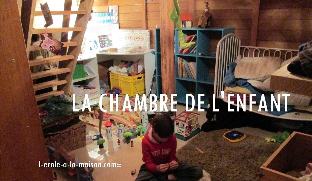 chambre de l'enfant ecole a maison
