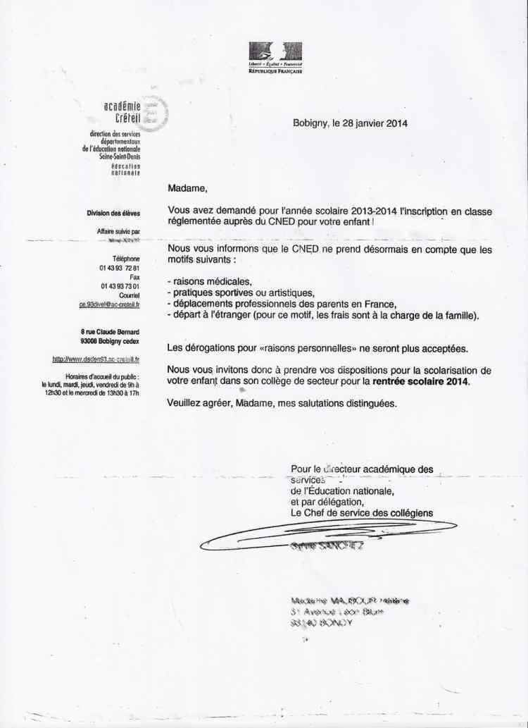 lettre-cned web