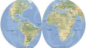 Le cours de géographie, occasion de donner à l'enfant un horizon plus vaste et un émerveillement.