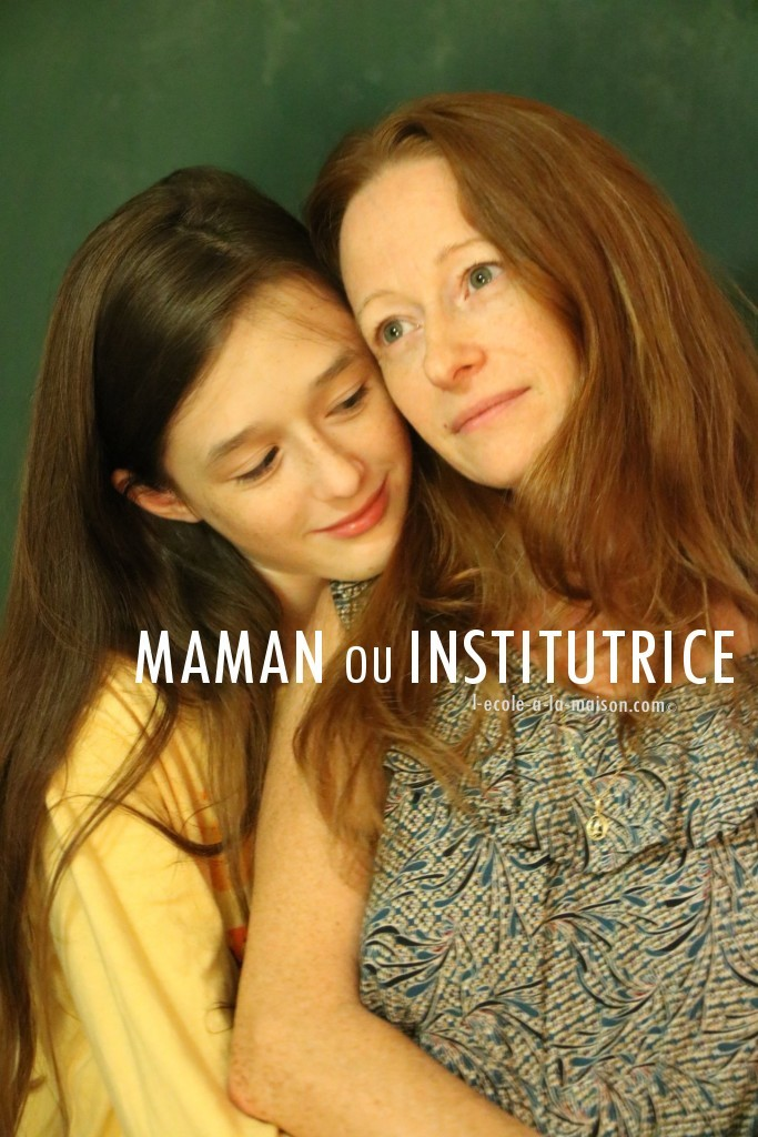 Maman maman ou maman institutrice