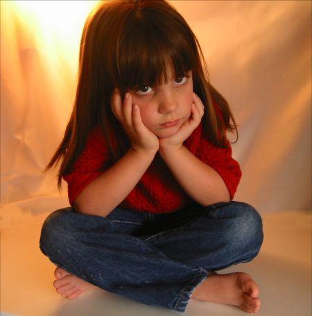 Ennui que vit l'enfant par http://l-ecole-a-la-maison.com