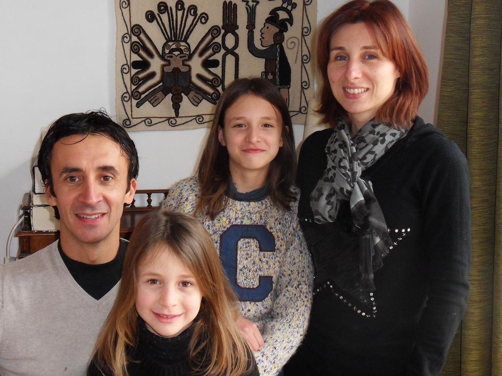 Edwige Gallo et famille Vos témoignages sur l-ecole-a-la-maison.com