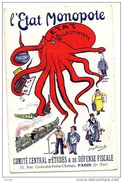 L'Etat monopole