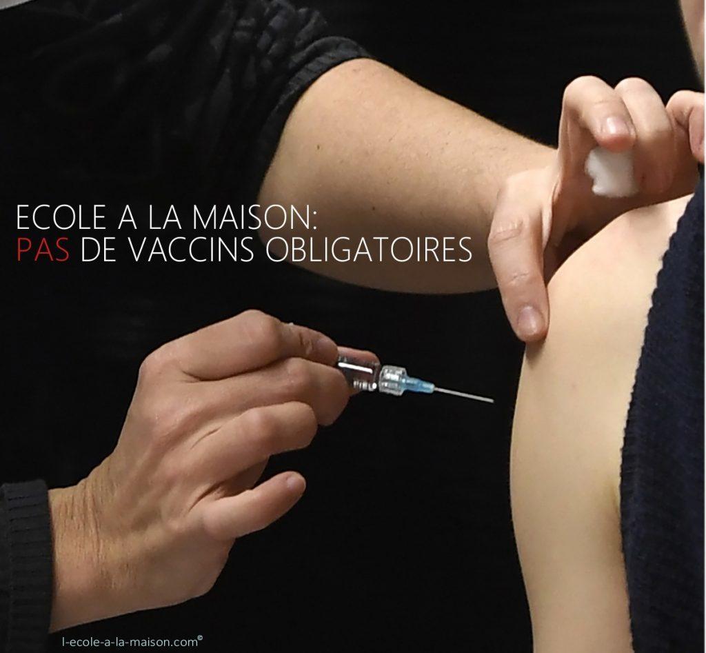 Comment éviter la vaccination