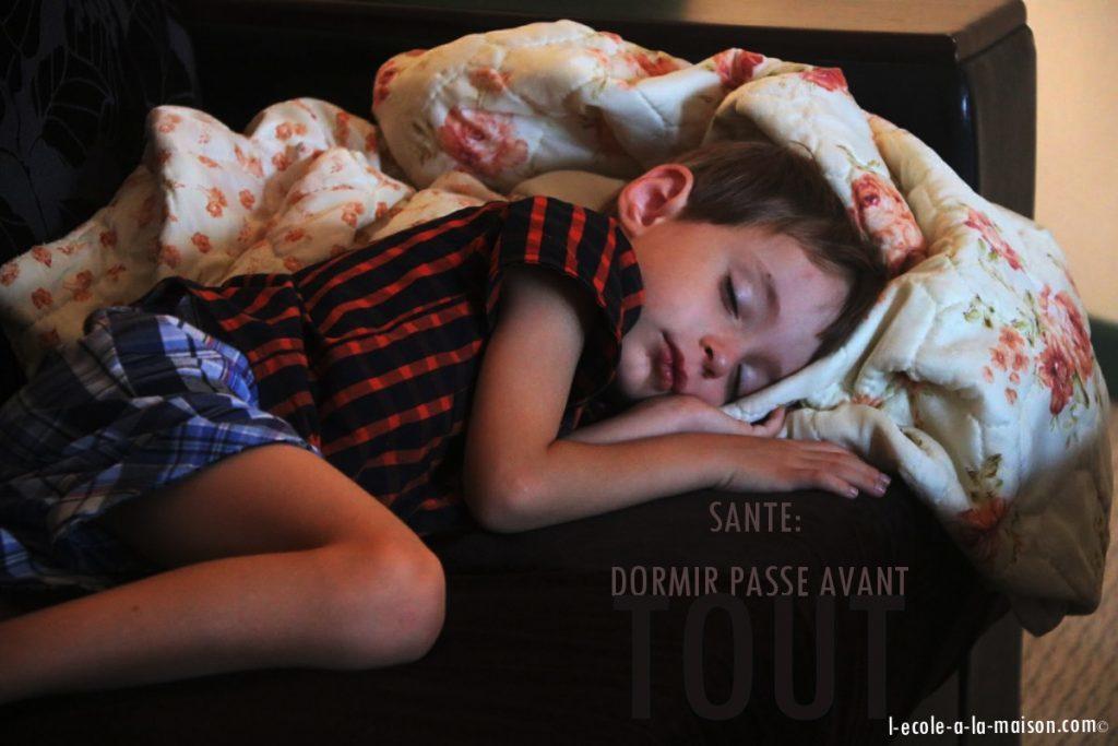 enfant dormir sante priori