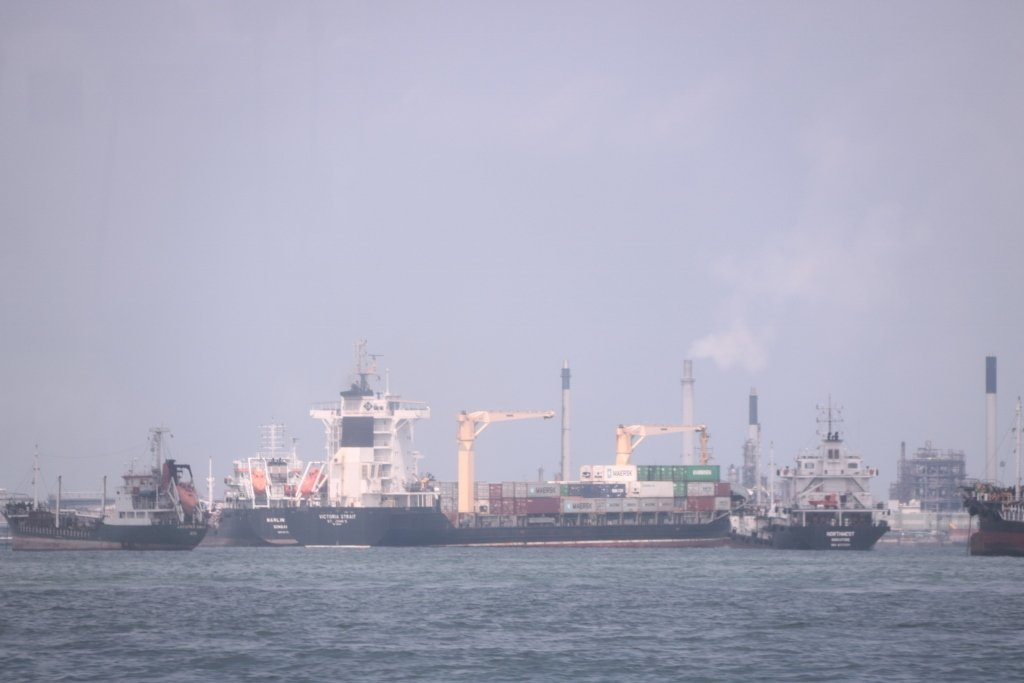CNED inscrit port Singapour