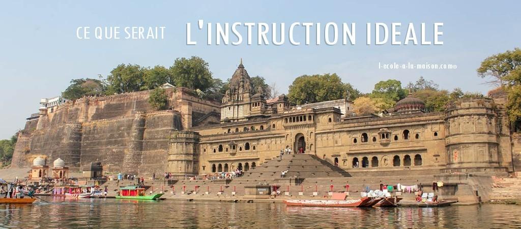 instruction ideale