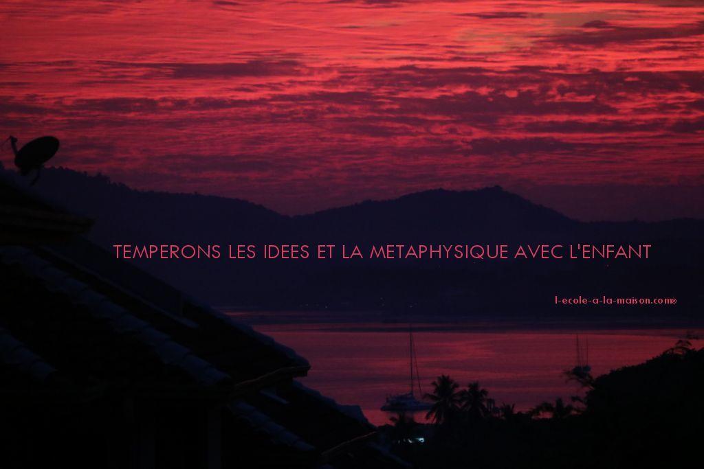 métaphysique ief l-ecole-a-la-maison.com