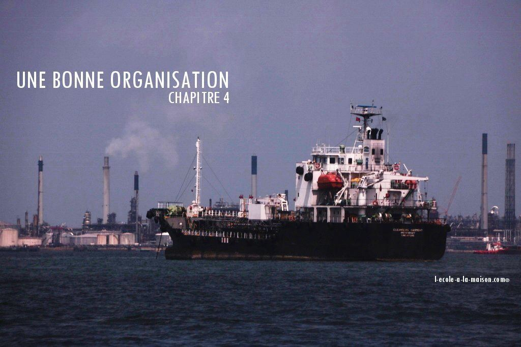 Une bonne organisation 4